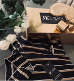 Loungewear Gift Box (3 items in gift box) | The Hamptons Gold Luxe Gift Box