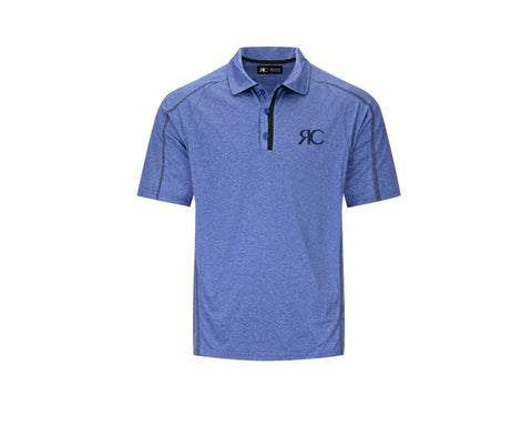 Men's Bicolor Polo - Palm Beach