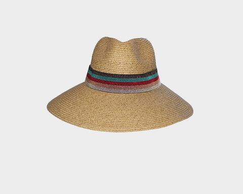 Large Brim Sun Hat - The Montauk