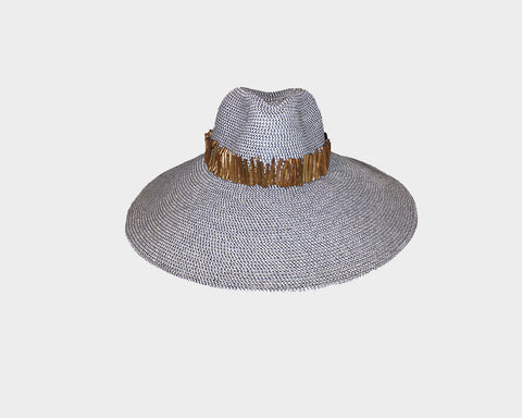 Tan Sun Hat - The Miss Monroe II