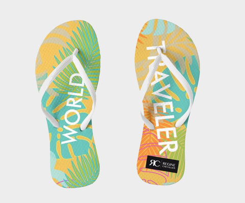 Sandals - Flip Flops - World Traveler