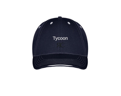 Navy Blue Baseball Cap - Tycoon