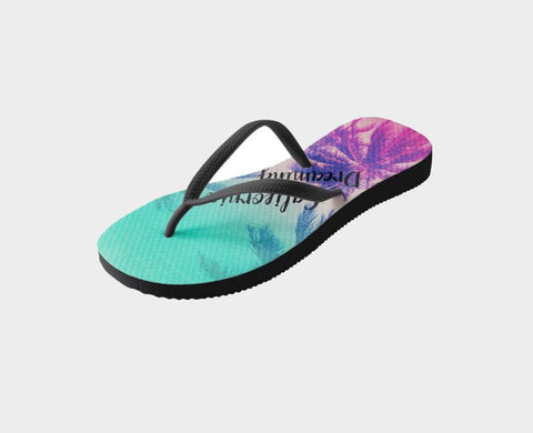 Sandals - Flip Flops - California Dreaming