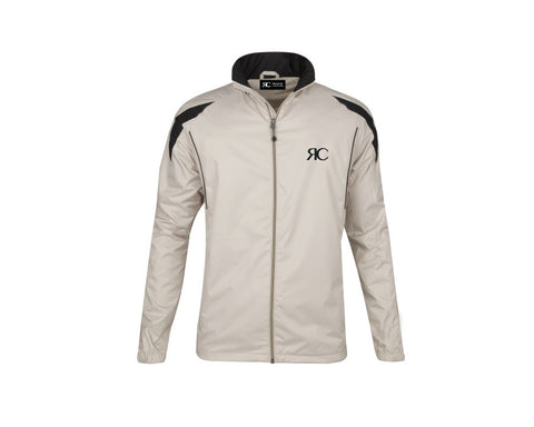 Mens Zipper Front Jacket - The Aspen