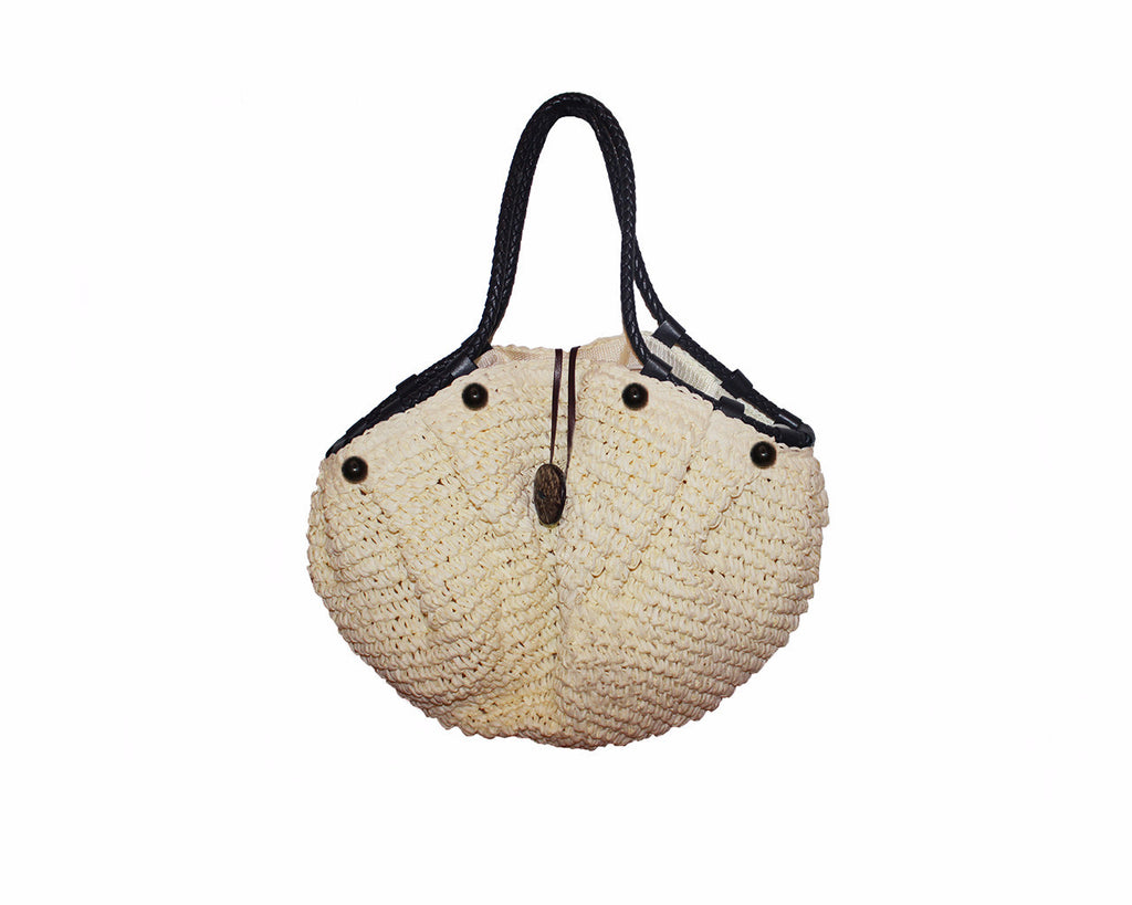Tan Summer Bag - The Cap d