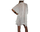 Off-White beach Cover-up Tunic - The Malibu
