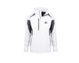Gray Storm Mens Zipper Front Jacket - The Vail