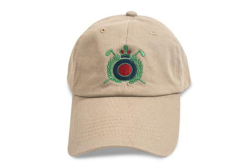 Riches Club Cap (Khaki)