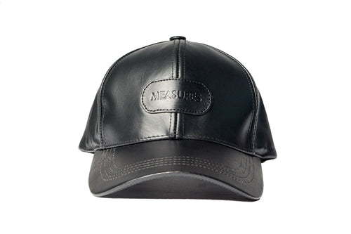 Full leather Cap