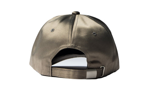 Olive Smokers Club Satin Cap