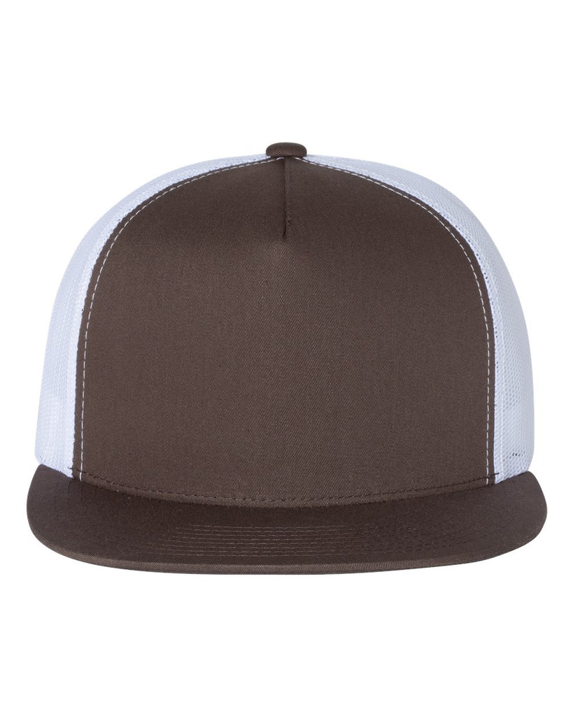 5 Panel Foam Trucker Snapback 6006 (12 pcs)