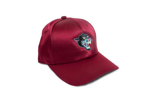 Panthera Satin Cap (Black)