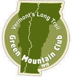 Long Trail Sticker