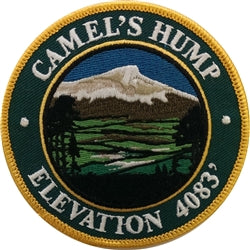 Camel's Hump Patch
