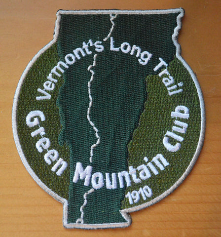 Long Trail Patch