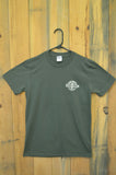 Men's Long Trail T-shirt: Olive Green