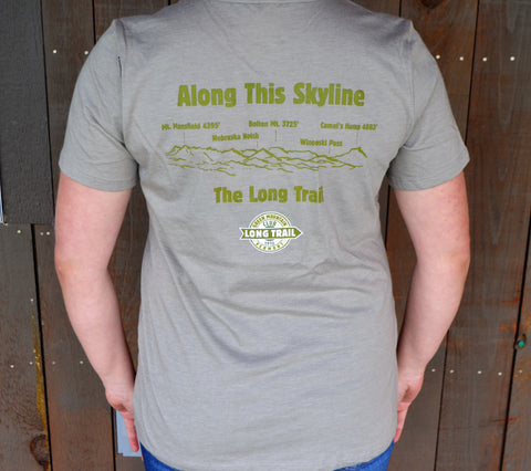 Along This Skyline Women's T-shirt