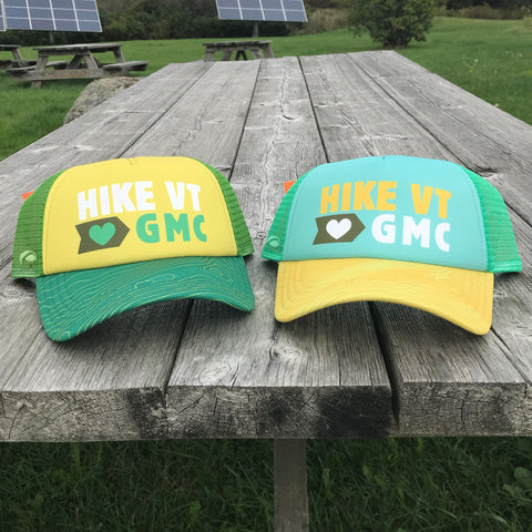 Member Exclusive Hike VT Love GMC Trucker Hat