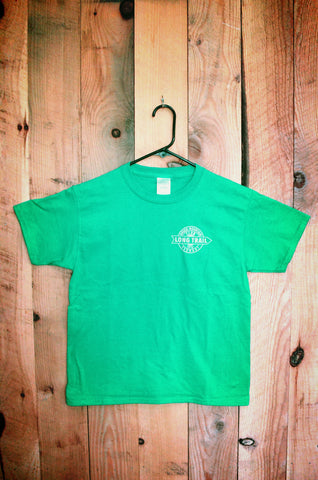 Kid's T-shirt: Kelly Green