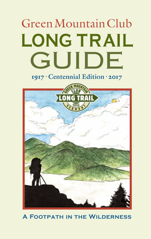 NEW! Long Trail Guide, 28th Edition