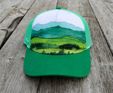 Mount Mansfield Trucker Hat