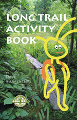 FOR KIDS! Long Trail Activity Book: 2nd Edition