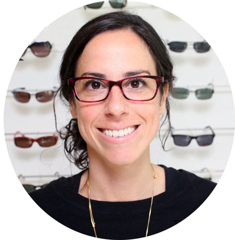 Practice Manager, Residency-trained optometrist Glenda Savitz