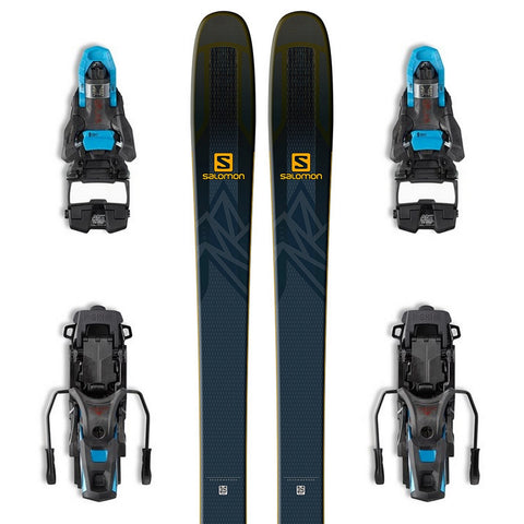 Salomon QST 99 Ski + S/Lab Shift MNC Backcountry Binding - Gently Used 2019