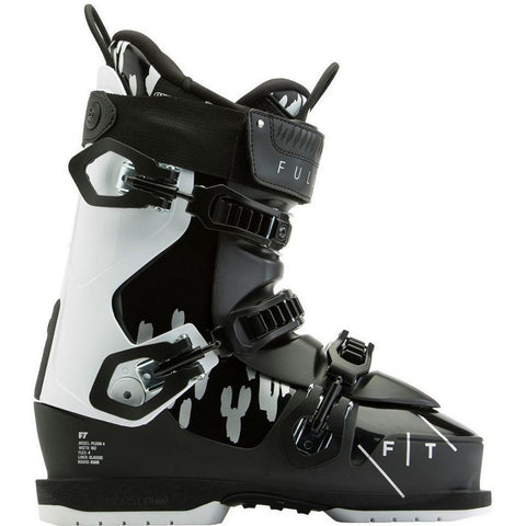 Full Tilt Plush 4 Women's Intermediate All-Terrain Ski Boot - New 2017