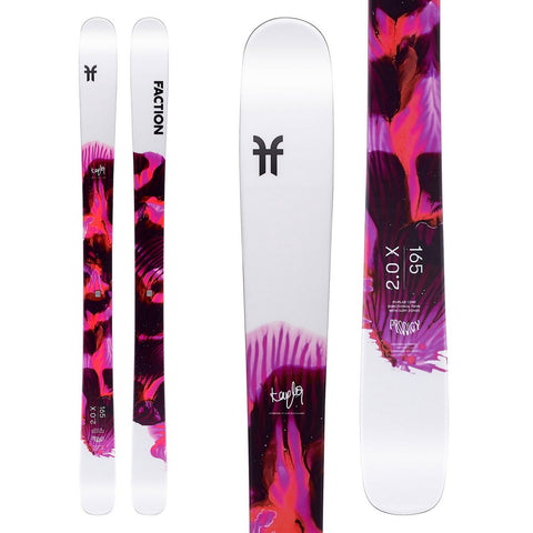 Faction Prodigy 2.0X Women's All-Mountain Advanced Twin Tip Ski - New 2020