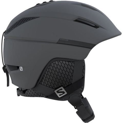 Salomon Ranger 2 All-Mountain Men's Ski / Snowboard Helmet - Charcoal