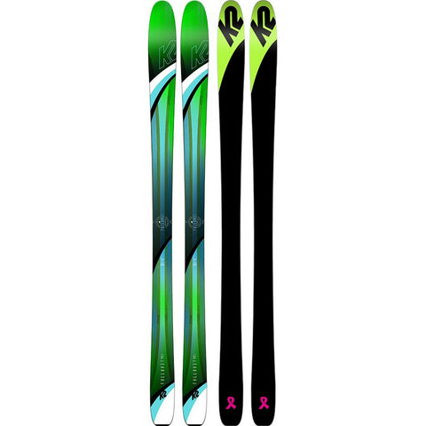 K2 Fulluvit 95 Ti Women's All-Mountain Expert Ski - New 2019