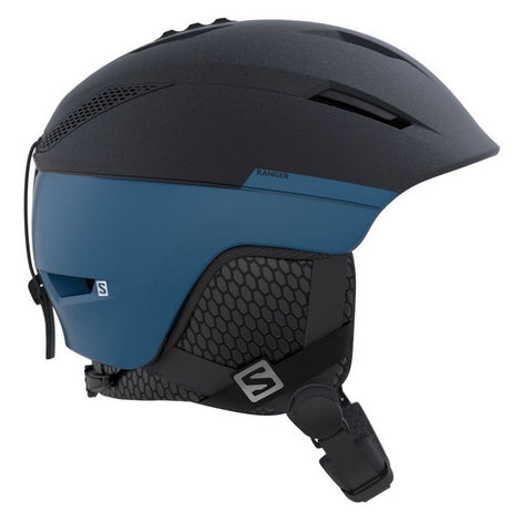 Salomon Ranger 2 All-Mountain Men's Ski / Snowboard Helmet - Blue Surf