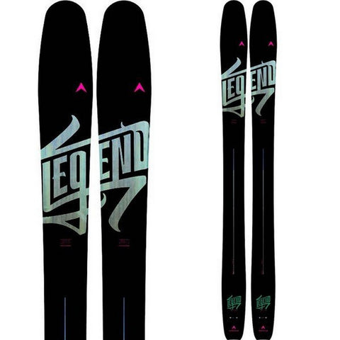 Dynastar Legend W106 Women's Freeride All-Mountain Ski