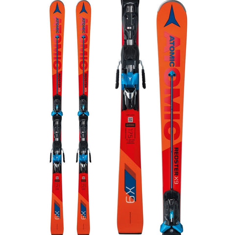 Atomic Redster X9 Racing Frontside Ski + X 12 TL OME Binding
