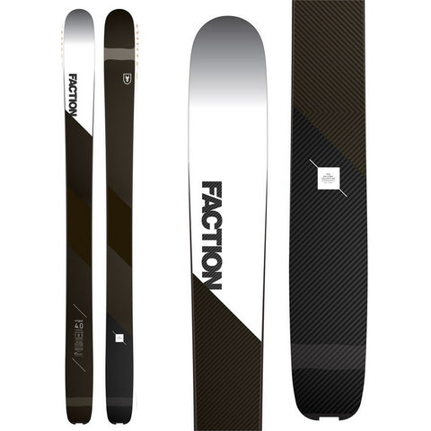 Faction Prime 4.0 Men's Backcountry Touring Freeride Powder Ski - New 2018