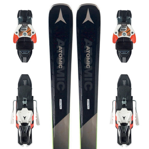 Atomic Vantage X 83 CTI Frontside Ski + Warden 13 DT Binding - Gently Used 2019