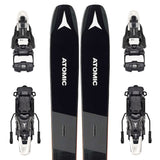 Atomic Backland 107 Backcountry Ski + Atomic Shift 13 Binding