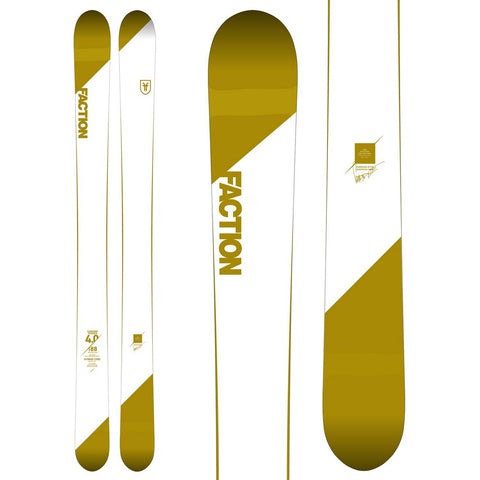 Faction CT 4.0 Candide Thovex Freeride Powder Ski - New 2018