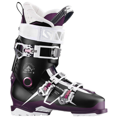Salomon QST Pro 110 W Women's All-Mountain Freeride Boot