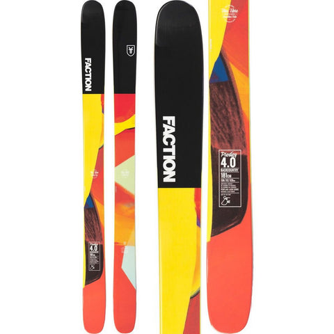 Faction Prodigy 4.0 Men's Expert Freeride Powder Ski - New 2019