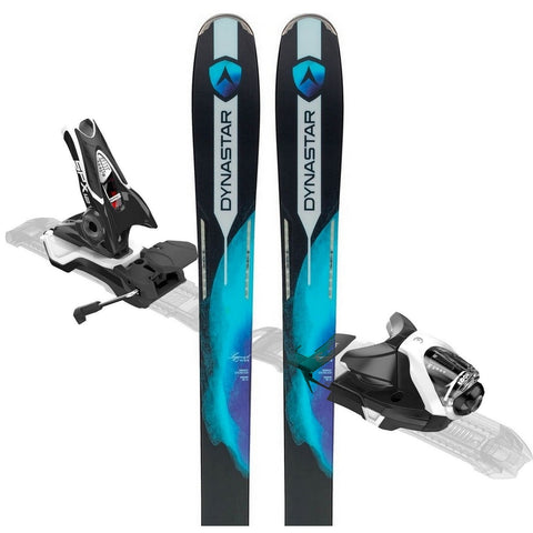 Dynastar Legend W88 Women's Ski + SPX 12 Konect Binding - Gently Used 2018
