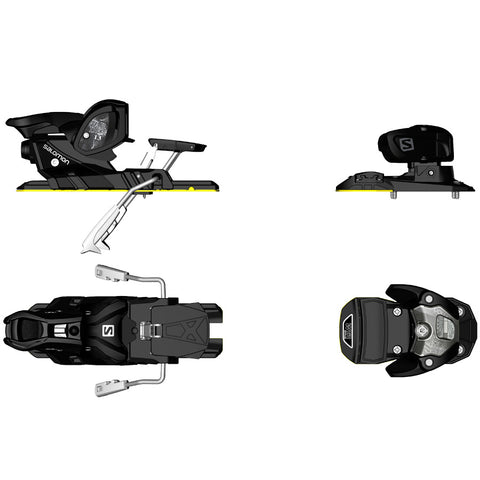 Salomon Warden MNC 13 All-Mountain Ski Binding with Brakeset - New 2018