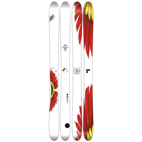 Line Mordecai Pollard Big Mountain Freeride Powder Ski