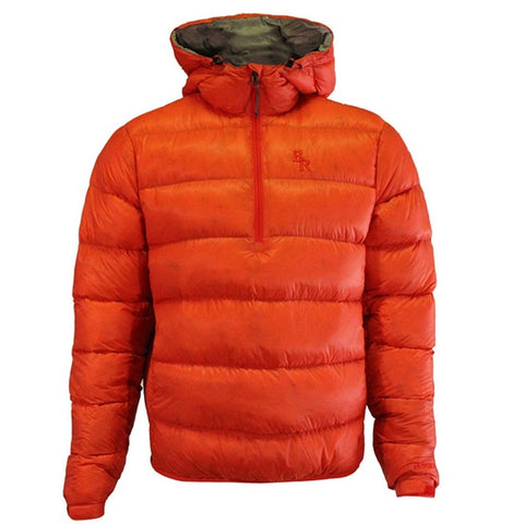 Brooks Range Mountaineering Alpini Mountain Anorak Hoody Down Parka