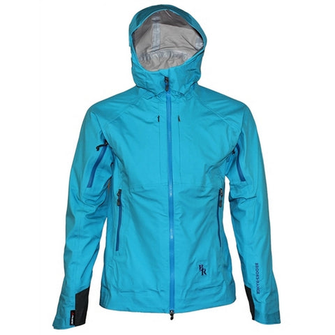 Brooks Range Mountaineering Women's Armor Jacket Hooded Hardshell