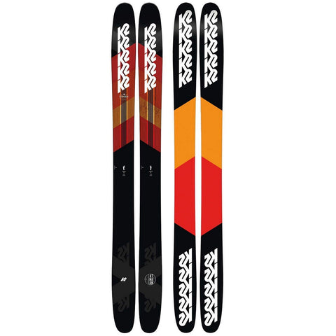 K2 Catamaran Men's Freeride All-Mountain Powder Ski - New 2019