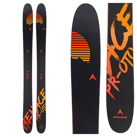 Dynastar Menace Proto F-Team Men's Freeride Powder Ski