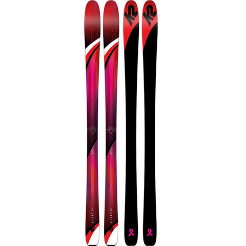 K2 Alluvit 88 Ti Women's Mid-Fat All-Mountain Ski - New 2019