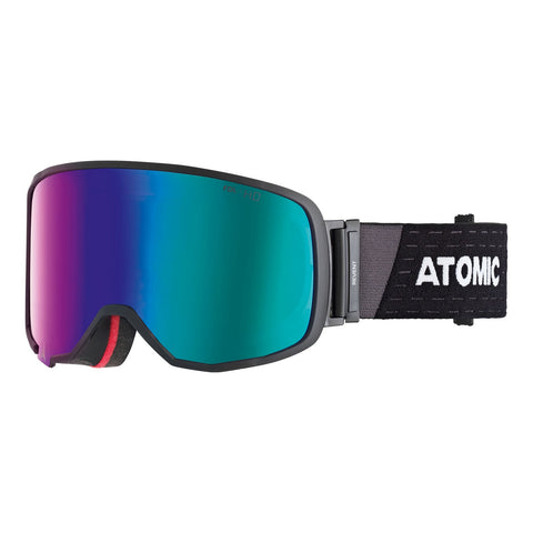 Atomic Revent L FDL HD Ski/Snowboard Goggle - Black w Green HD Lens